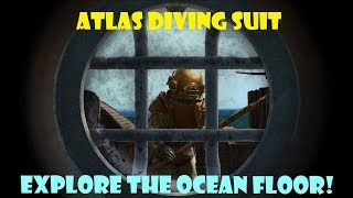 ATLAS - Diving Suit, Diving Attachment, and Shipwreck Plundering Tutorial