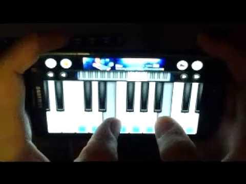 Как играть пианино на Андройд