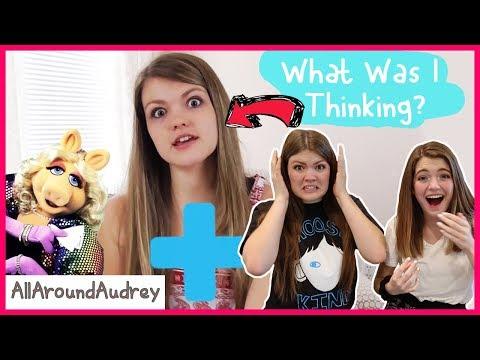 Reacting To My Least Popular WORST Videos / AllAroundAudrey