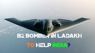 America Deploy Dangerous B-2 Nuclear Bomber To Help India