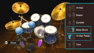 Wii Music - Part 21 - Free Play Drum Mode Intro