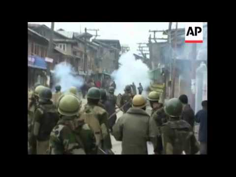 Protesters clash with police in over alleged civilian killings