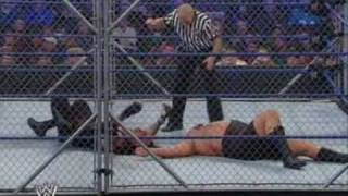undertaker vs big show steel cage part 2