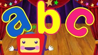 ABC SONG | ABC Songs for Children - 13 Alphabet Songs & 26 Videos thumbnail