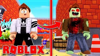 TRANSFORMATION INTO A ZOMBIE! ¦ ROBLOX