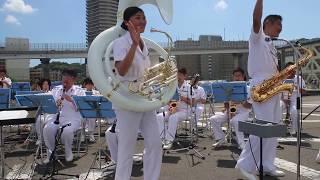 横須賀地方隊サマーフェスタ2017