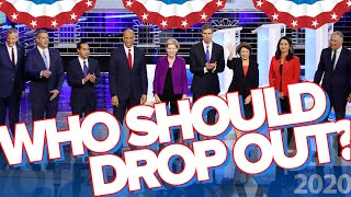 Panel: Which 2020 candidates should drop out?