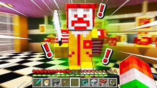 I FOUND RONALD IN MINECRAFT...