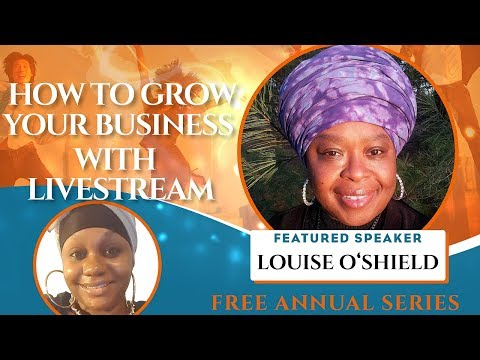 How to Grow Your Coaching Business with Live Stream - Resolve to Reclaim '18 - 12 - Louise O'Shield
