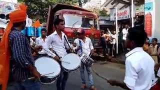 Sai Mauli Beats In Girgaon Shobha Yatra 2015 (koligeet 1) - 9702072160