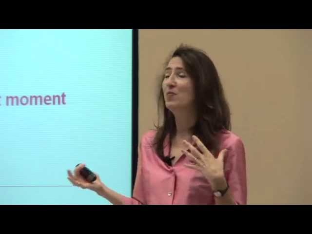 Sonja Lyubomirsky: What Determines Happiness?