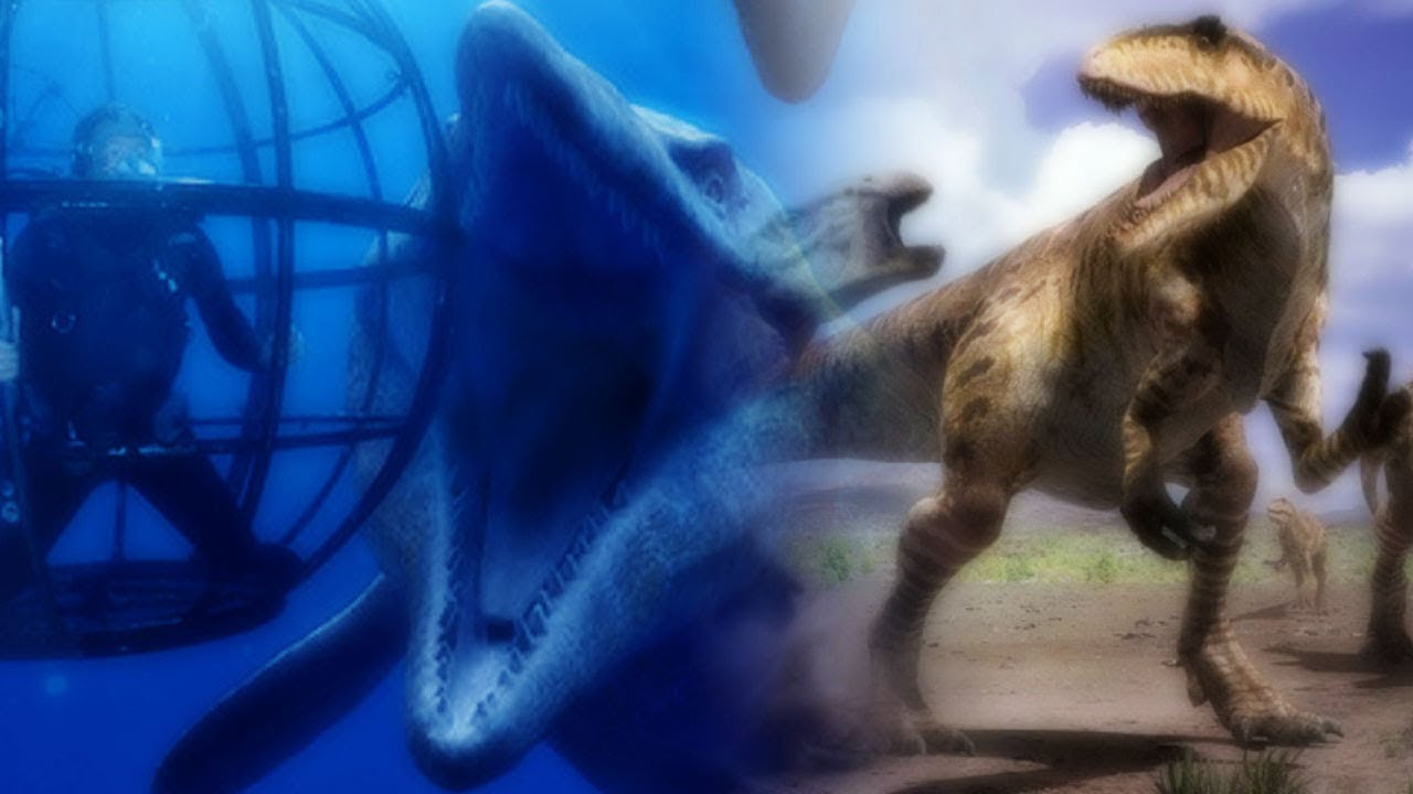 Download Chased By Dinosaurs (2002) & Chased By Sea Monsters (2003) Reviews