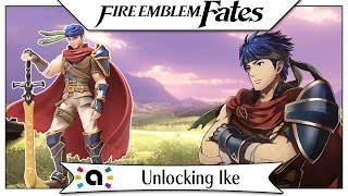 Fire Emblem Fates - How To Unlock Ike & EXCLUSIVE Accessories With Amiibo! [Tips & Tricks]