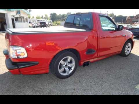 2001 Ford F-150 SVT Lightning for sale in Angola, IN