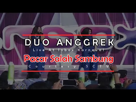 DUO ANGGREK [Pacar Salah Sambung] Live At Inbox Tegal (09-05-2015) Courtesy SCTV