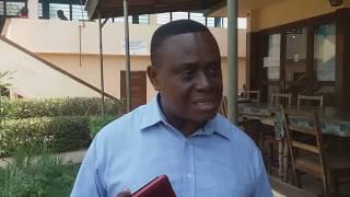 Emmanuel AGBENOU SG de la CSTT