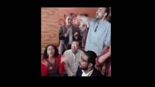 بالفيديو.. أصدقاء مالك عدلي وزوجته يحتفلون بإخلاء سبيله على أنغام الشيخ إمام