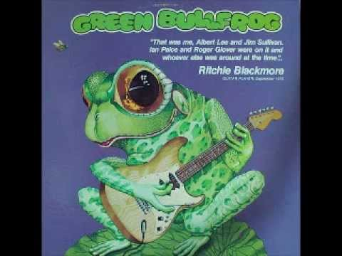 The green bullfrog sessions - walk a mile in my shoes