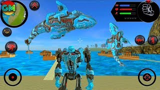 Robot Shark GamesDotcom