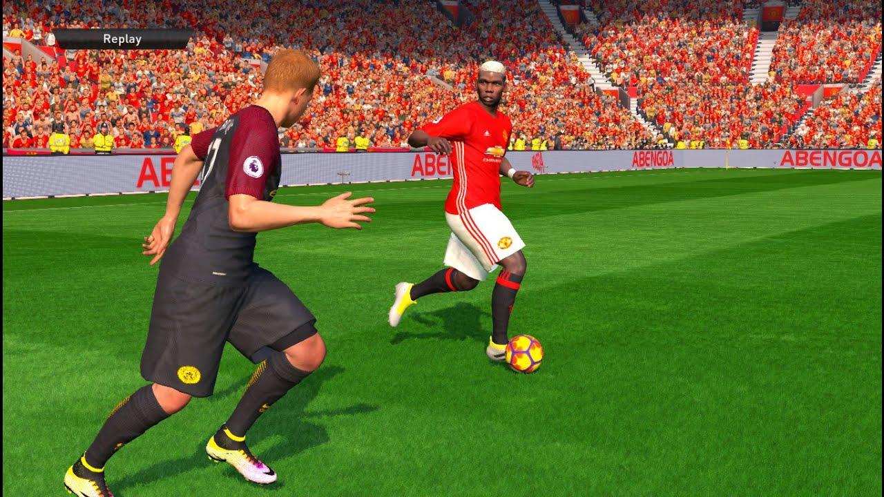 Manchester United vs Manchester City | Premier League 2016 ...