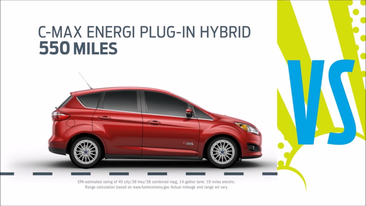 2016 Ford C Max Energi Vs Chevy Volt Conway Sc Hybrid