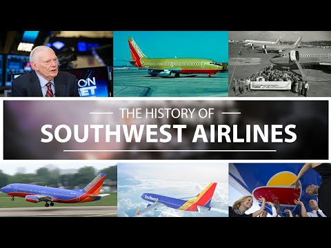 Southwest Airlines: The Rise of a Giant