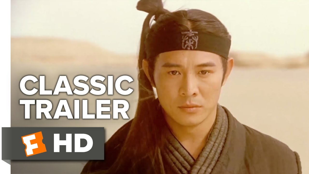 Hero 2002 Official Trailer 1 Jet Li Movie Youtube
