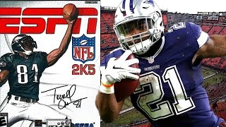 How will Ezekiel Elliott play in ESPN NFL 2k5