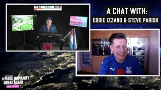 A Run for Hope | Chat with Steve Parish & Eddie Izzard