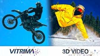 3D Your Life - Vitrima 3D GoPro Lens
