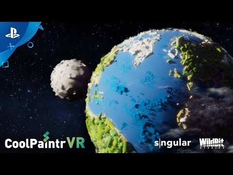 CoolPaintr VR - Release Trailer | PS VR