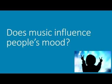 Does Music Influence Your Mood?