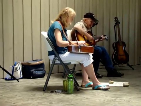 Blue Ridge Music Center June 27,2012