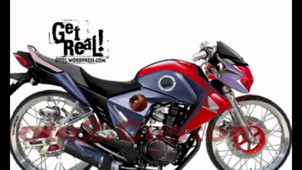 Download 94 Foto Modifikasi Motor Mega Pro Terkeren Lawang Motor