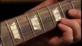 Kim Mitchell's Guitar Lessons - Lesson #20