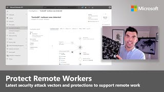 Protect users from common remote work attacks | Microsoft Secure Score updates (WFH 2020)