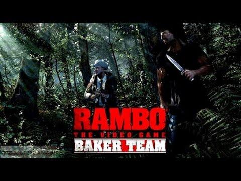 Rambo: The Video Game Первая Кровь часть 2