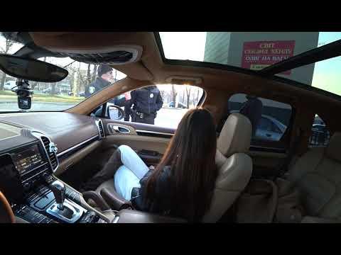 Видео: Полиция пожалела девушку
