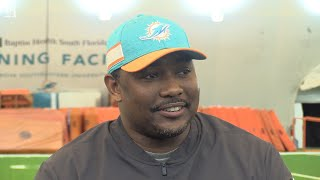 Dolphins new defensive coordinator Patrick Graham wanted to work for the CIA