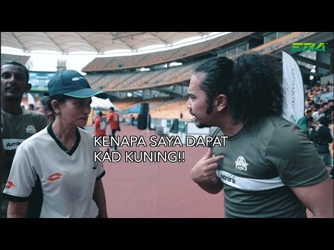 Vlog JoHaRa Ep 9  Dugong All Stars vs Team Pilihan YB Syed Saddiq