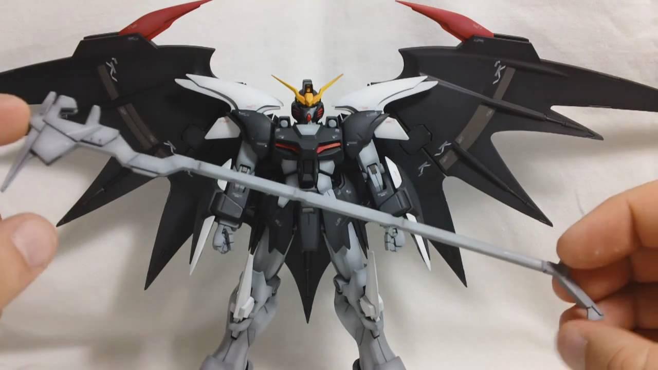 Gundam Review: MG Gund...