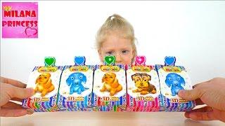 Коллекционные 3D фигурки: Мои любимые щенки с зефиром внутри / Collection 3D figurines