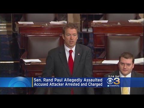 Kentucky Police Investigating Alleged Assault On Sen. Rand Paul