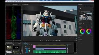 วิธีแต่งสีวีดีโอ 8 Days in 17 Seconds Tokyo Japan