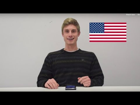 Thumbnail: People React To Their Own National Stereotypes