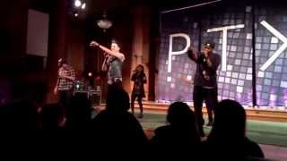 "Pentatonix @ PA - ""You Da One"" (Rihanna Cover)"