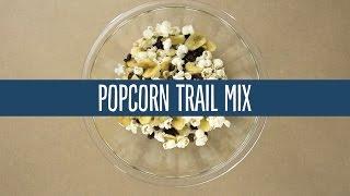 Popcorn Trail Mix  Recipes