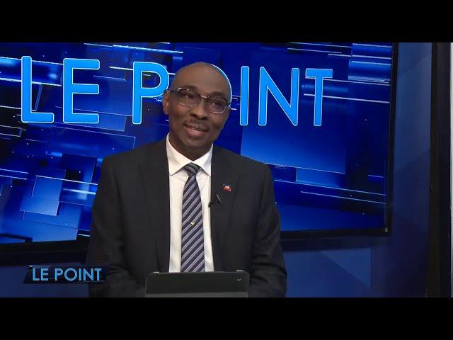LE POINT 12/11/20 Le Coordonnateur national du CEVIVE, l'ancien Premier ministre Evans Paul