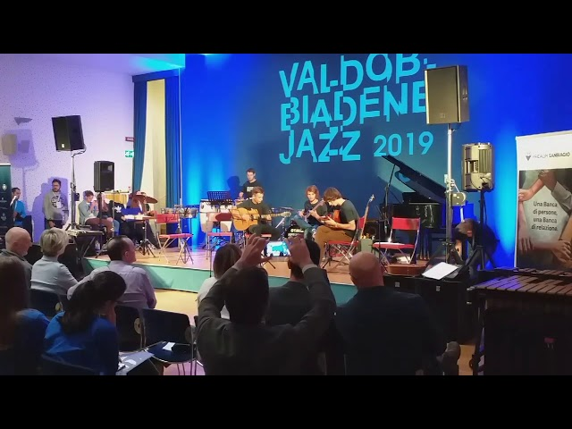 Valdobbiadene jazz- open stage