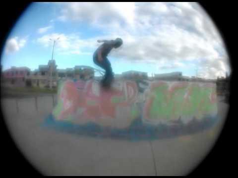 Post Mortem Skateboarding Quito Ecuador